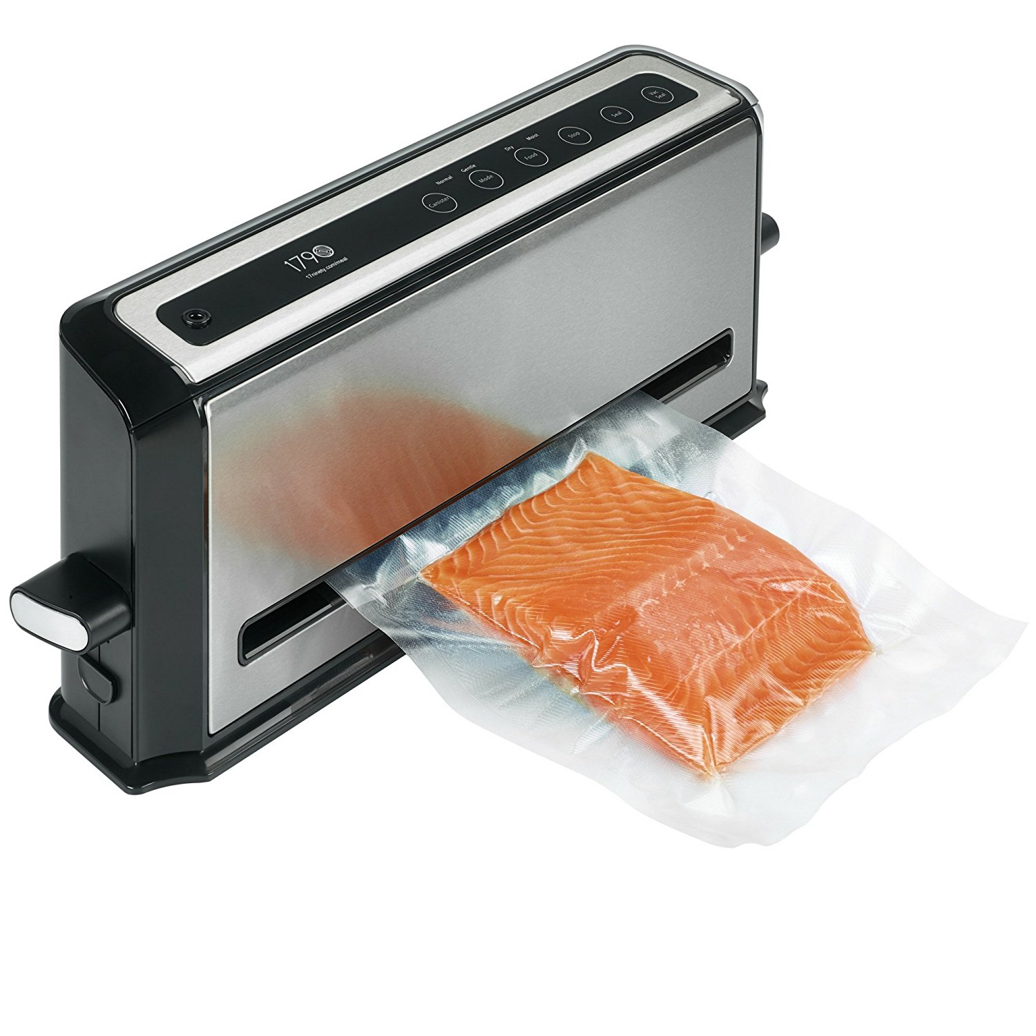 Complete vacuum food saver didn 39 t know i wanted that for Cuisines completes