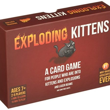 For those of you into kittens and explosions and laser beams and sometimes goats