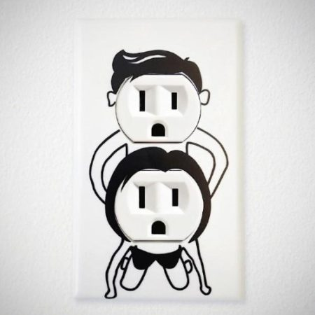 Plugging your junk into the same old outlet for your entire existence is no way to go through life!