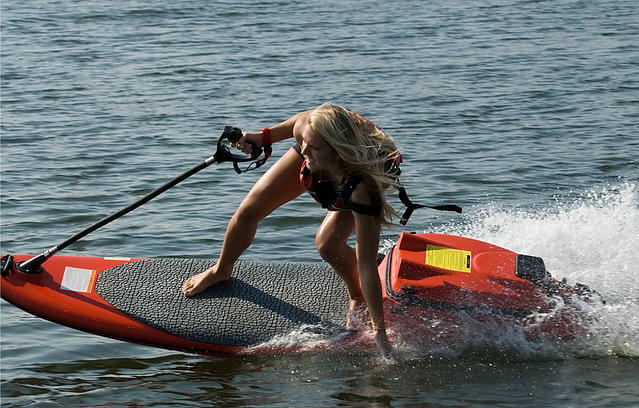 Aquanami JetSurf Motorized Surfboard