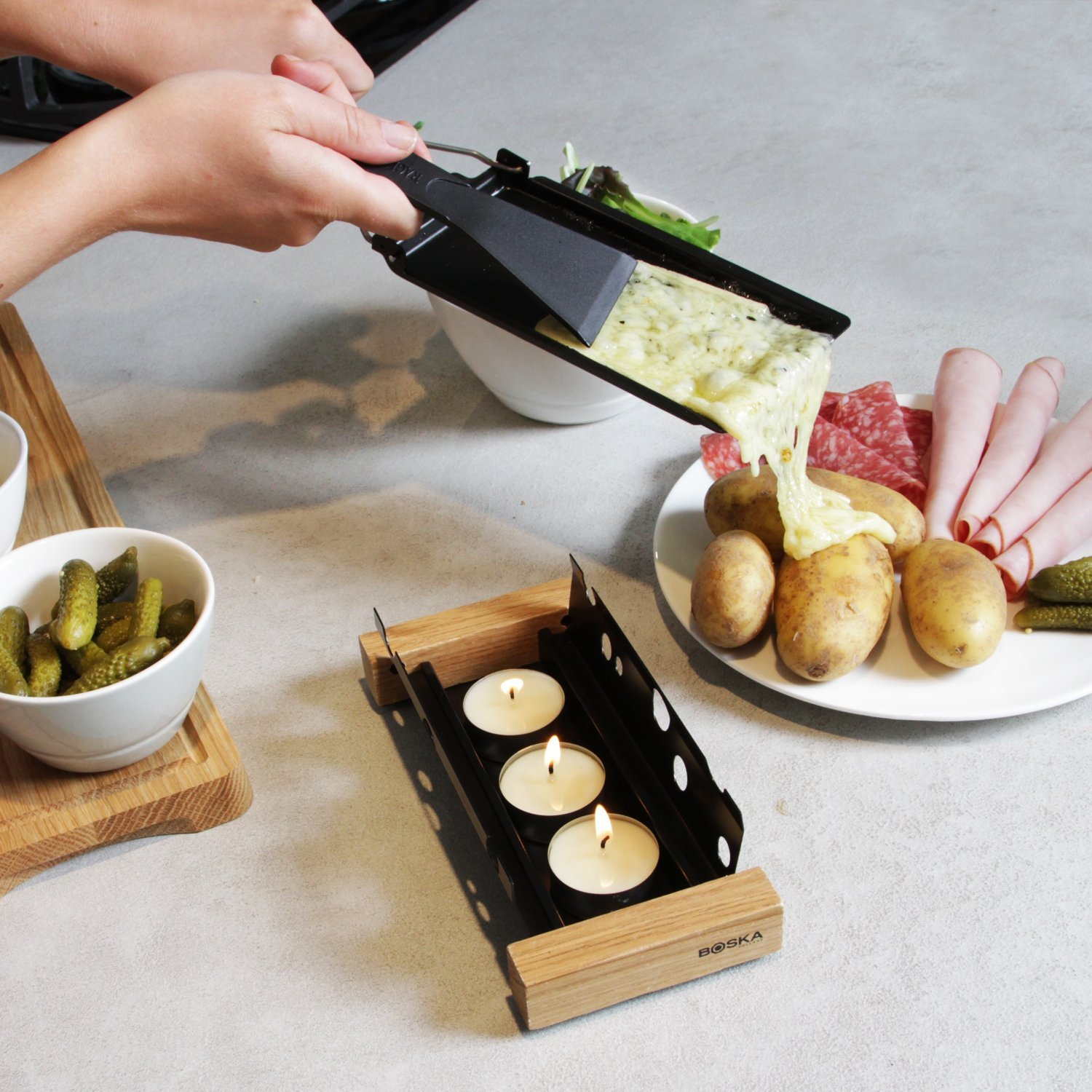 raclette cheese melter didn 39 t know i wanted that. Black Bedroom Furniture Sets. Home Design Ideas