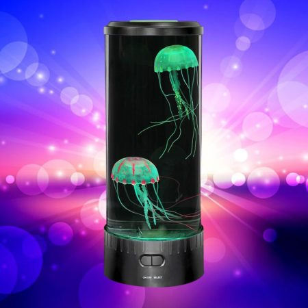 unique LED jellyfish lamp