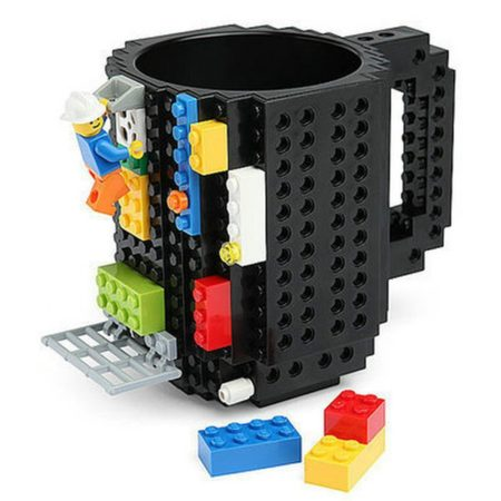 lego coffee mug build your own and customize