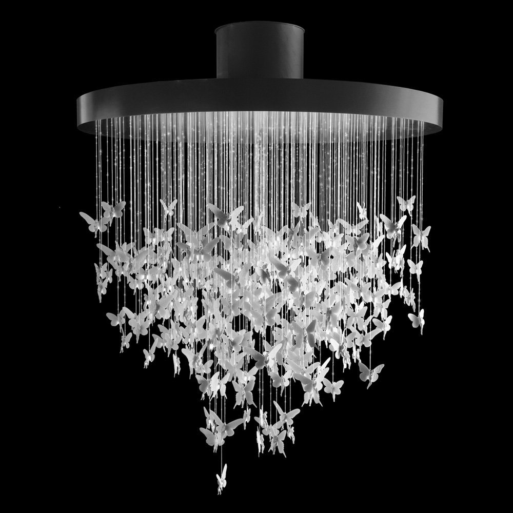 Porcelain Fiber Optic Fairy Chandelier Didn T Know I
