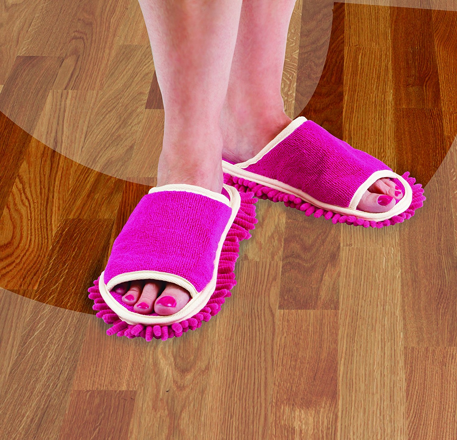 HOUSE CLEANING SLIPPERS - Didn't Know I