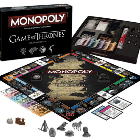 game of thrones monopoly variation