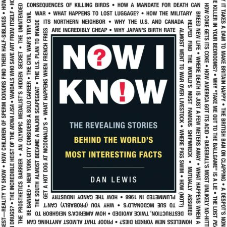 book about the most interesting facts in the world and the stories behind them