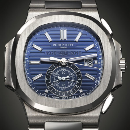 ridiculously expensive watch that no one in their right mind should ever shell out that much money for