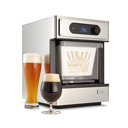 automated homebrew kit for brewing beer