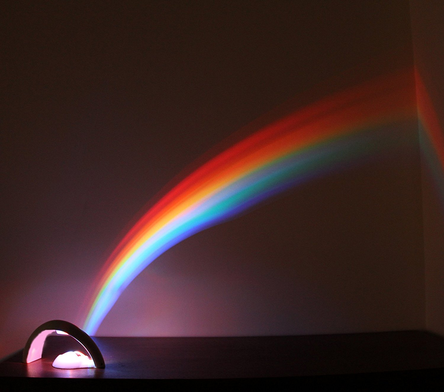 Rainbow Night Light Projector Didn 39 T Know I Wanted That