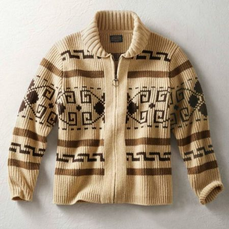 "the dude, the big lebowski's sweater from the movie ""the big lebowski"""