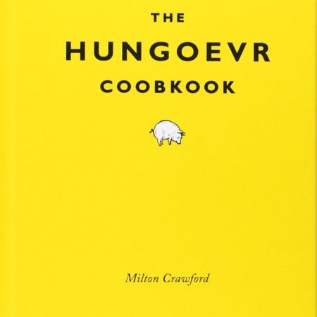 cookbook with recipes to cure hangovers or help you feel better when hungover