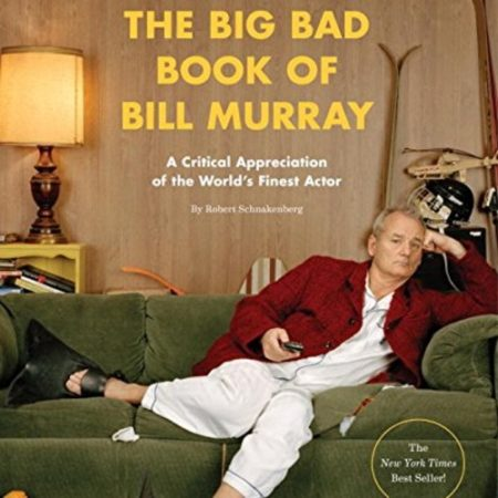 funny book all about bill murray