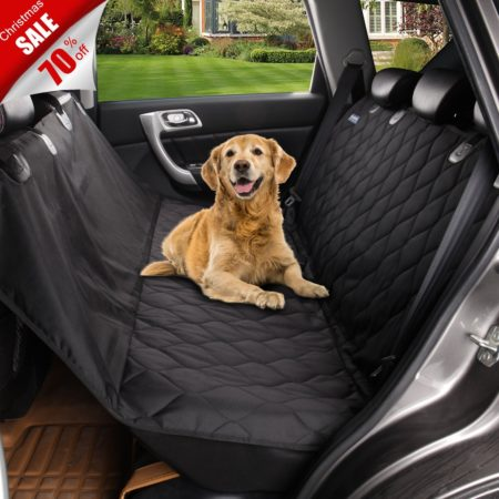 dog seat for car that converts to hammock