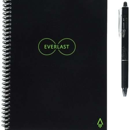 smart notebook that automatically and effortlessly uploads your notes to the cloud service of your choosing, plus it's erasable and can be reused indefinitely