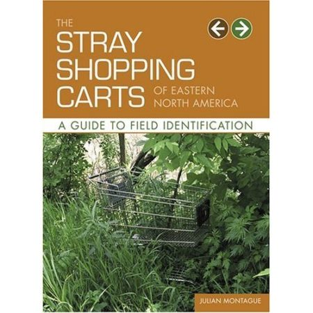 funny book about shopping carts in the wild