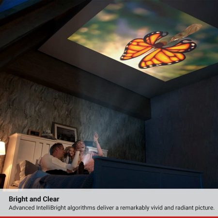 amazing high definition portable projector
