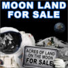 buy an actual acre of land on the moon